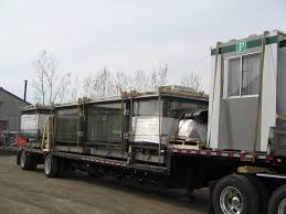 100 Step Deck Truck STANDISH TRANSPORT GENERAL And SPECIALIZED From QUEBEC To US And