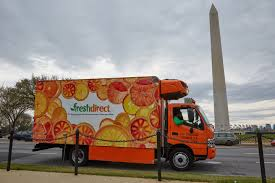 FreshDirect Takes To The Road In A Move To Washington D.C. ...