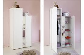 meuble de rangement chambre cuisine armoire rangement chambre fille blanc et lilas