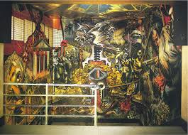 David Alfaro Siqueiros Murales by Art Identity And Culture Siqueros U2013 Portrait Of The Bourgeoisie