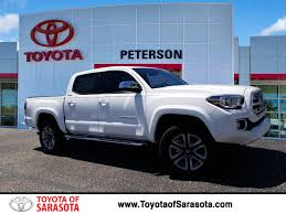 New 2018 Toyota Tacoma Limited | #JX066056 | Peterson Toyota Of Sarasota 1950 Ford F1 Classic Cars Of Sarasota New 2018 Toyota Tundra Sr5 Jx242630 Peterson Family Moving Llc Fl Movers Search Results For Sign Trucks All Points Equipment Sales Home Tampa Rv Rental Florida Rentals Free Unlimited Miles And 2013 Freightliner Scadia Sarasota 5004803596 Moving Truck Rental Phoenix Az Youtube 6321 Mighty Eagle Way 34241 Trulia Penske Truck Releases 2016 Top Desnations List Photo Gallery Harbour Crane Service