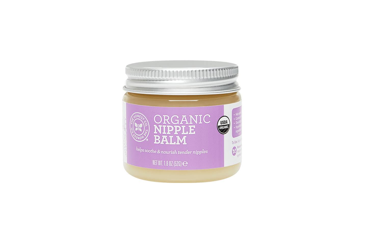The Honest Company Organic Nipple Balm - 1.8oz