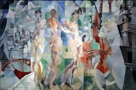 musee d modern de la ville de file robert delaunay 1912 la ville de on canvas 267
