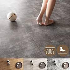 newroom vinylboden 5 5mm klick vinyl bodenbelag i fußbodenheizung geeignet i 39 99 pro m i einzelpaket 2 15m i bad geeignet steinoptik leise und