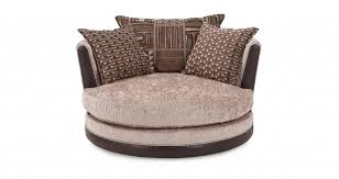 Swivel Cuddle Chairs Uk by Sofa Beautiful Round Swivel Sofa Collection In Large Chair With