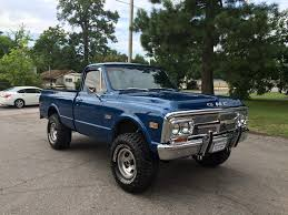1972 Chevy K10 - Randy E. - LMC Truck Life