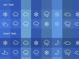Weather Icons Set Sketch freebie Download free resource for