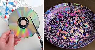 21 Brilliant DIY Ideas How To Recycle Your Old CDs