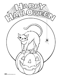 Looking For Kids Coloring Pages Get Ready Halloween With Free Roundup Of Printable