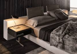 100 1 Contemporary Furniture Divan Bed Yang By Minotti Design
