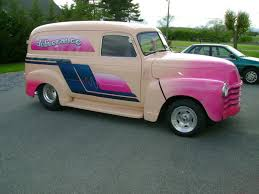 ◇1948 Chevrolet Custom Panel Truck◇ | PANEL TRUCKS & SEDAN ...