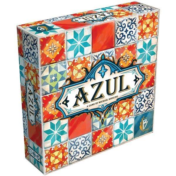 Next Move - Azul Game, Blue