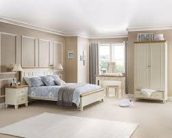 portland white and oak wooden bedroom furniture collection