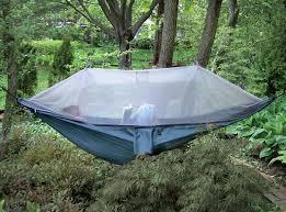 Hammock with Mosquito Netting