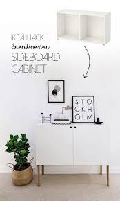 Pantry Cabinet Ikea Hack by Best 25 Ikea Sideboard Hack Ideas On Pinterest Kitchen