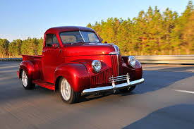 Custom Studebaker Pickup - Featured Vehicles - Custom Classic Trucks ... Studebaker Mseries Truck Wikipedia 1962 Trucks Historic Flashbacks Photo Image Gallery Allwheeldrive And Hemi Power 1950 Pickup Talk About A Bullet Nose Cars And Pinterest 60 1 California Automobile Museum Custom 61 Champ Truck Hobbytalk 1owner 1948 Intertional Pickup Classiccarscom Journal Tcab 7es Forum Registry 1941 Bed Bench I Would So Have This In My House 1952 Extended Cab R10 New To The Forum World Wow Weve Got New Look Studebaker Truck Talk