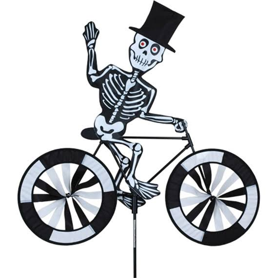 Premier Kites Bike Spinner - Skeleton