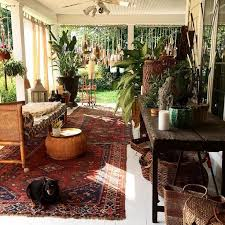 Gypsy Home Decor Pinterest by Best 25 Bohemian Patio Ideas On Pinterest Bohemian Porch
