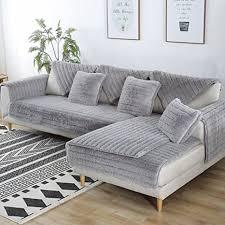 fdjkgfhgfcgdfgdg volle deckung schonbezug sofa winter anti rutsch plüsch sofabezug rückenlehne zu decken moderne schlichtheit abdeckungen