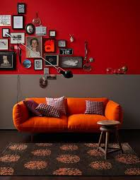 zwei wandfarben kombinieren schöne ideen bilder