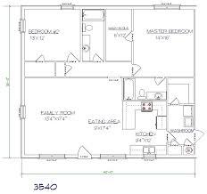 30 X 30 With Loft Floor Plans by 30 Barndominium Floor Plans For Different Purpose Barndominium