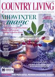 country living magazine subscription buy at newsstand co uk