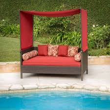 Walmart Patio Cushions Better Homes Gardens by Better Homes And Gardens Providence Outdoor Day Bed Walmart Com