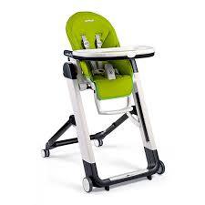 chaise haute siesta mela de peg perego sièges chaises hautes