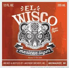 Lakefront Brewery Pumpkin Lager by Lakefront Brewery El Wisco U0026 El Tejon Mexican Lager Bottles