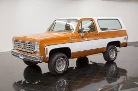 1976 Chevrolet Blazer For Sale #2096415 - Hemmings Motor News Truck Parts And Accsories Amazoncom 82 Chevy 19472008 Gmc Nicely Preserved Optioned 1976 Chevrolet K20 Scottsdale Bring A Lifted Corvette With A Pickup Bed Is The Best Part Guy Heater Ac Controls Flashback F10039s New Arrivals Of Whole Trucksparts Trucks Or Dans Garage C10 Long 462 Big Block Start Up Dash View About To Buy Stepside Forum Silverado Connors Motorcar Company Find Used C30 1 Ton 3500 Crew Cab Dually