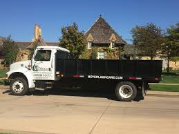 Dump Truck | Oklahoma City | OKC | Moyer Lawn Care