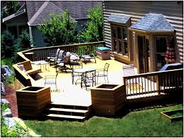 Backyards : Splendid Design Backyard Patio 17 Best Ideas About On ... Garden Design With Deck Ideas Remodels Uamp Backyards Excellent Houzz Backyard Landscaping Appealing Patio Simple Brilliant Pool Designs For Small Best Decor On Tropical Landscape Splendid 17 About Concrete Remodel 98 11 Solutions Your The Ipirations