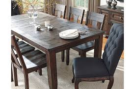 Trudell Dining Room Table Large