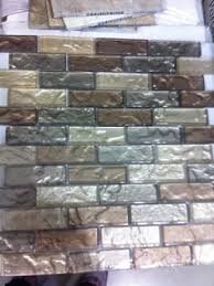 Stone Tile Backsplash Menards by Kitchen Backsplash Love Mixing Texture And Color Kitchen Ideas