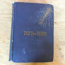 Ben Hur A Tale Of The Christ By Lew Wallace First Edition 1880