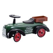 Shop Schylling Speedster Metal Ride-on Pickup Truck - Free Shipping ...