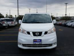 Used 2015 Nissan NV200 SV