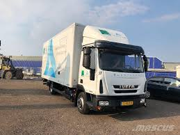 100 Used Box Trucks For Sale By Owner SOLD Iveco 80E 190 APK 14032019 187806 KM Box Trucks Year