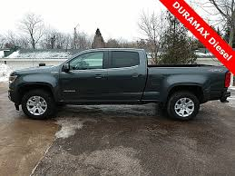 Chevrolet Colorado For Sale : Diesel - Autotrader The 2019 Silverados 30liter Duramax Is Chevys First I6 Warrenton Select Diesel Truck Sales Dodge Cummins Ford American Trucks History Pickup Truck In America Cj Pony Parts December 7 2017 Seenkodo Colorado Zr2 Off Road Diesel Diessellerz Home 2018 Chevy 4x4 For Sale In Pauls Valley Ok J1225307 Lifted Used Northwest Making A Case For The 2016 Chevrolet Turbodiesel Carfax Midsize