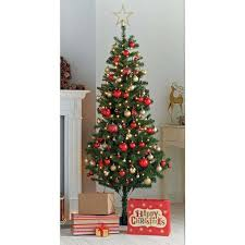 6ft Slim Black Christmas Tree by Here U0027s Where You Can Get The Cheapest Artificial Christmas Trees