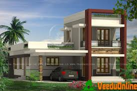 Beautiful Kerala Home Jpg 1600 Contemporary Floor Home Plan 1600 Sq Ft