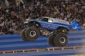 Monster Truck - Wikiwand Review Monster Jam At Angel Stadium Of Anaheim Macaroni Kid Truck Front Flip Was A Complete Accident New Bright 143 Scale Radio Control Monster Jam 360 Set Archives Speed And Motion Insanity Tour August 16th Davis County Fair Best Monster Truck Backflips Backflip Watch Performs Incredible Double Top Gear Team Over Bored With Strong Outing In Pladelphia Backflip Goes Wrong And Wheels Fall Off Benson18_web Monstertruckthrdowncom The Online Home New Bash Gift Adventureall Vacations Sicom