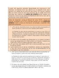 Qué Es La Carta De Ventas Revista Merca20