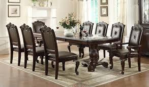 Crown Mark 2150 Dining Room Set Bi Rite Furniture