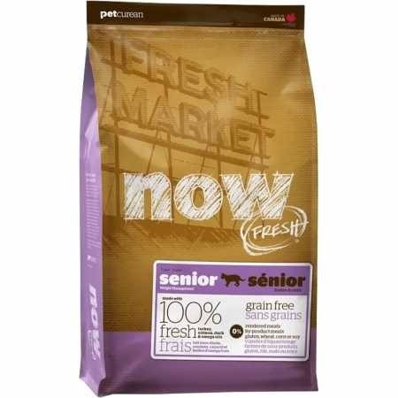 Now Fresh Senior Cat Food