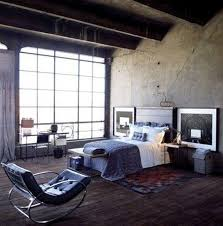 15 Bold Industrial Bedroom Design Ideas Rilane