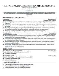 Retail Supervisor Resume Sample Best Of Resumes Grocery Store Assistant Manager Description Cv