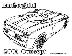 Car Coloring Pages Printable Arsanto Online Blog 437639
