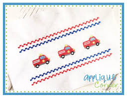 Applique Corner Faux Smocked Cute Firetruck Embroidery Design From ... Nee Naw Our Cute Fire Engine Quilt Has Embroidered And Appliqu De Dinosaur Long Sleeve Top Kids George Birthday Cake Kids Firetruck Buttercream Fondant 56 In Delta Kite Truck Premier Kites Designs Globaltex Blue Applique Knit Shirt With Grey Pants 24m Trucks Tutus Boutique Firetruck 4th Boys Luigi Navy Red Stripe 12m Boy Laugh Love Triple Bean Alphalicious Cartoon Pink Sticker Girls Vector Stock Hd Dump And Embroidery Design
