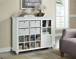 White Storage Cabinets With Drawers by Ameriwood Furniture Altra Furniture Reese Park Storage Cabinet